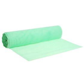 Сетка антимоскитная для окон и дверей, ширина — 150 см, цвет зелёный (в рулоне 50 м) Ош