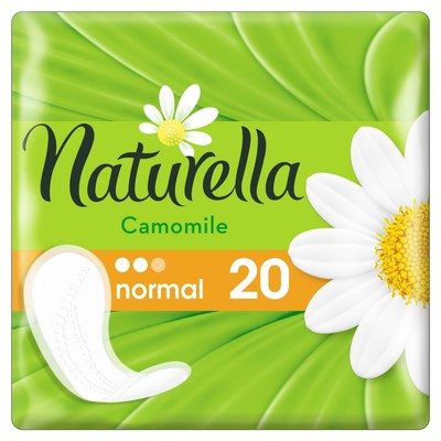 Прокладки ежедневные Naturella Camomile Normal Single, 20 шт - Фото 1