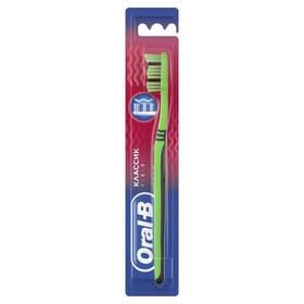 Зубная щётка Oral-B Effect Classic, средней жёсткости, цвет МИКС
