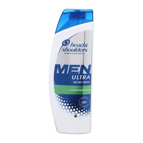 Шампунь Head & Shoulders Men Ultra Sports Fresh, 400 мл