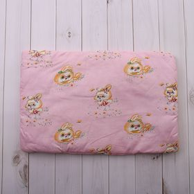 Подушка для девочки, размер 40х60 см, цвет МИКС 18006-С Ош