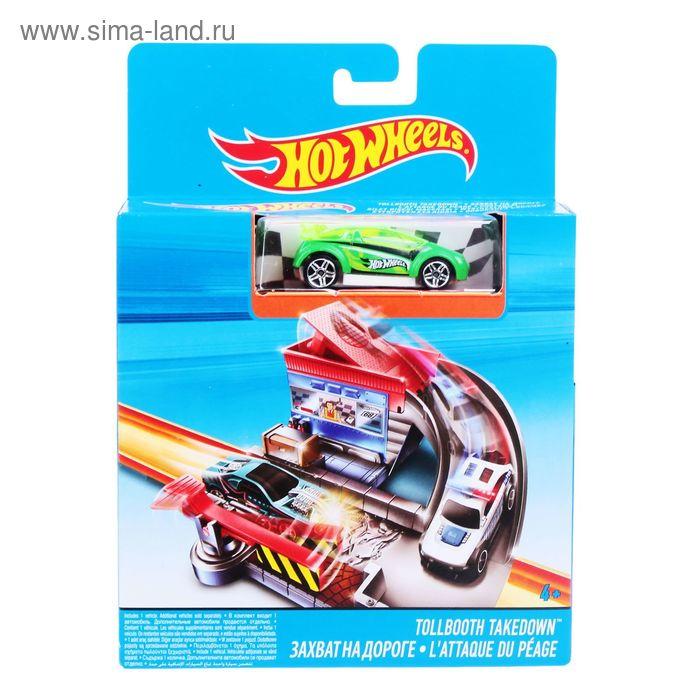 Игровой набор Hot Wheels «Базовый», МИКС