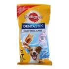 Лакомство Pedigree Denta Stix для собак, 110 г