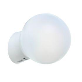 Светильник TDM УХЛ4, Е27, 60 Вт, IP20, настенно-потолочный, наклон.основание, белый