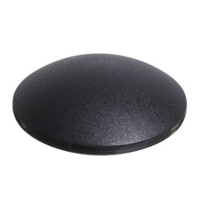 Датчик радиочастотный 'Ракушка', Designer Midi, d=54мм, цвет чёрный Ош