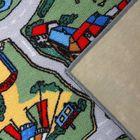 Палас «Лунапарк», 120х100 см, зелёный - Фото 2