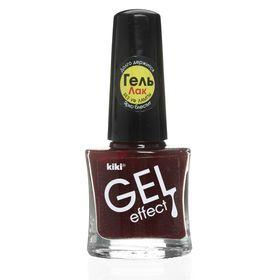 Лак для ногтей Kiki Gel-effect, тон 014, 6 мл