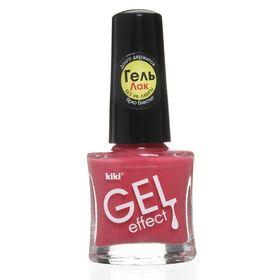 Лак для ногтей Kiki Gel-effect, тон 027, 6 мл