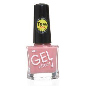 Лак для ногтей Kiki Gel-effect, тон 031, 6 мл