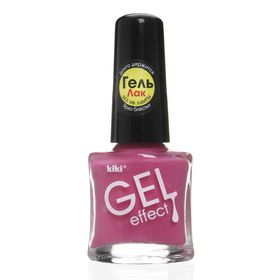 Лак для ногтей Kiki Gel-effect, тон 024, 6 мл