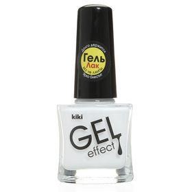 Лак для ногтей Kiki Gel-effect, тон 034, 6 мл
