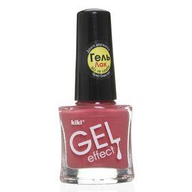 Лак для ногтей Kiki Gel-effect, тон 026, 6 мл