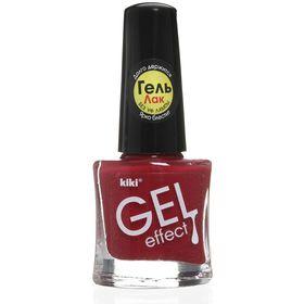 Лак для ногтей Kiki Gel-effect, тон 019, 6 мл