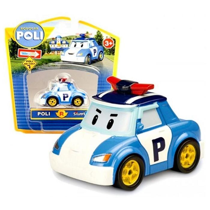 Машинка «Поли»
