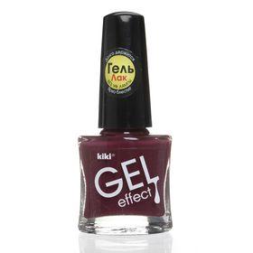 Лак для ногтей Kiki Gel-effect, тон 011, 6 мл