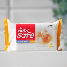 Мыло для стирки детских вещей CJ Lion Baby safe, с ароматом акации, 190 г Ош