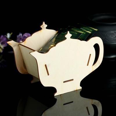 """Чайный домик """"Чайничек"""" 18х13х9 см - Фото 1"""