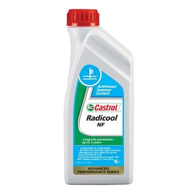 Антифриз концентрат Castrol Radicool NF, 1 л