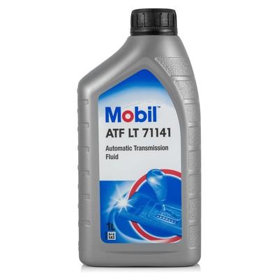 Масло трансмиссионное Mobil ATF LT 71141, 1 л