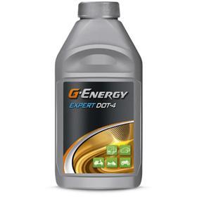 Тормозная жидкость G-Energy Expert DOT 4, 455 г Ош
