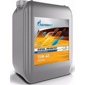 Масло моторное Gazpromneft Diesel Prioritet 15W-40, 20 л