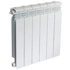 Радиатор алюминиевый Oasis, 350 х 80 мм, 6 секций