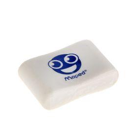 Ластик Maped Essentials Soft, мягкий, дисплей