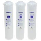 """Комплект сменных модулей для водоочистителя """"Аквафор"""" К3-К2-К7, фильтрующий"""