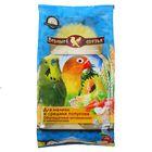 """Корм """"Верные друзья"""" для мелких и средних попугаев, с витаминами, 500 г"""