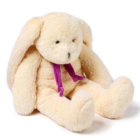 Мягкая игрушка «Заяц», цвет белый, 40 см