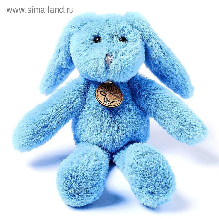Мягкая игрушка «Заяц», 12 см, цвета МИКС