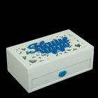 Памятные коробочки и шкатулки