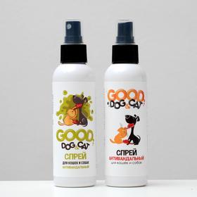 Спрей Good Cat&Dog 'Антивандальный'  для кошек и собак, 150 мл Ош