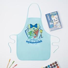 Набор детский Collorista 'Юный волшебник' фартук+доп.элементы, текстиль, бумага, пластик Ош
