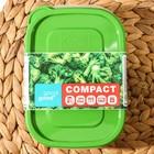 Набор контейнеров пищевых Good & Good, 450 мл, 2 шт, цвет МИКС - Фото 6