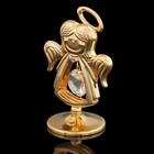 Сувенир «Ангел», с кристаллом Сваровски, 6,5 см - Фото 2