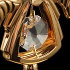 Сувенир «Ангел», с кристаллом Сваровски, 6,5 см - Фото 4