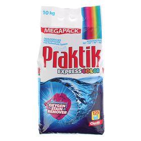 Стиральный порошок Praktik ExpressColor автомат, пакет, 10 кг