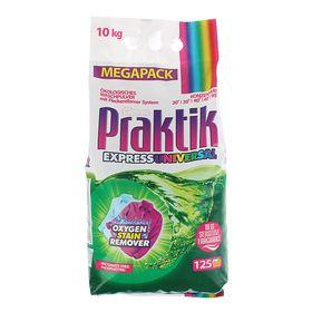 Стиральный порошок Praktik (green bag) универсальный, 10 кг