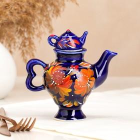 Чайник заварочный 'Самовар' малый, 0,1 л Ош