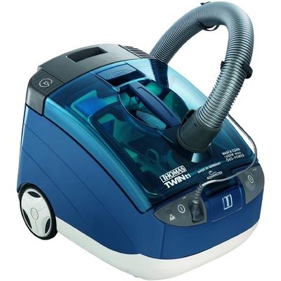 Пылесос Thomas TWIN T1 Aquafilter, 1600 Вт, всасывание 280 Вт, 2.4 л, аквафильтр, синий