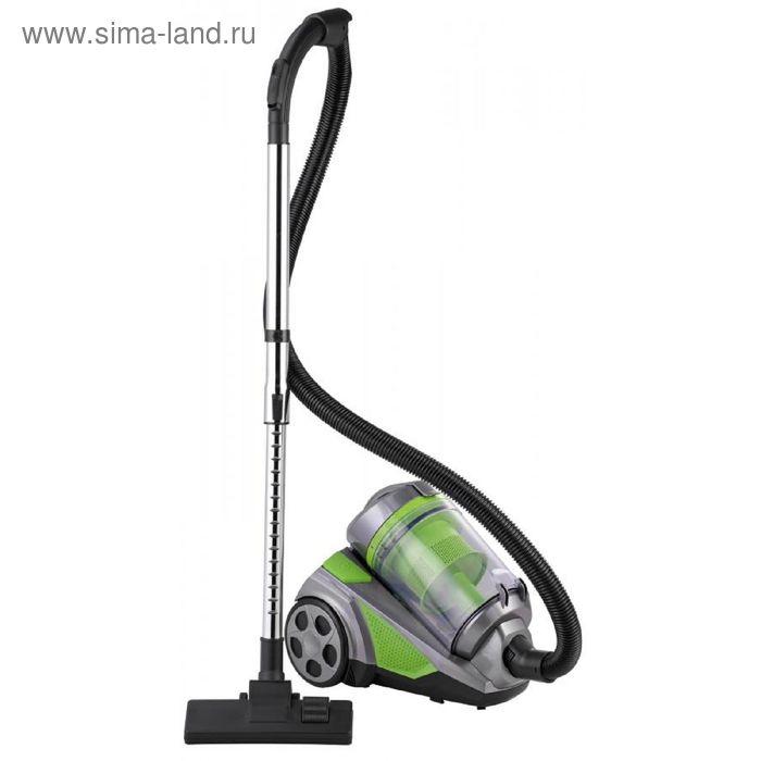 Пылесос Sinbo SVC-3467, 2000 Вт, 3 л, зеленый