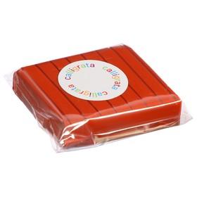 Полимерная глина Calligrata SH-59, 50 г, красная Ош
