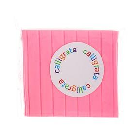 Полимерная глина Calligrata SH-40, 50 г, светло-розовая Ош
