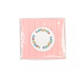 Полимерная глина Calligrata SH-05, 50 г, бледно-розовая Ош