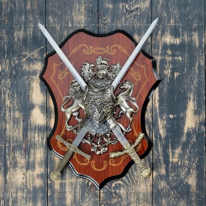 Геральдика Рыцарские доспехи