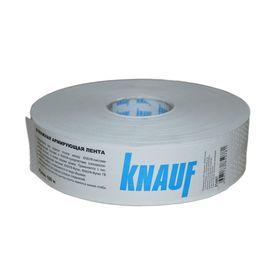 Лента бумажная перфорированная Кнауф для стыков ГКЛ, 52мм*150м Ош