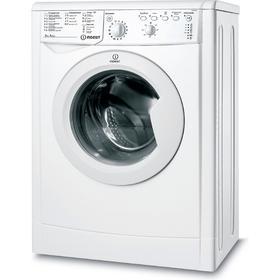 Стиральная машина Indesit IWSB 5085, класс A, 800 об/мин, 5 кг, белая