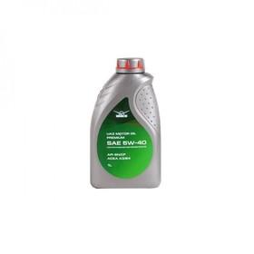 Моторное масло Лукойл UAZ Motor Oil Premium 5W-40, 1 л 101001054002