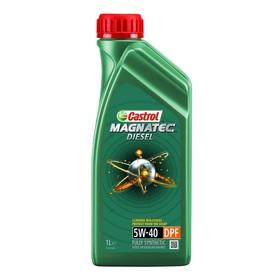 Масло моторное Castrol Magnatec Diesel 5W-40 DPF, 1 л